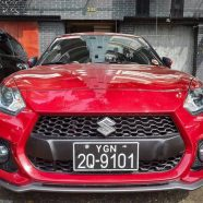 Bộ bodykit Suzuki Swift 2019