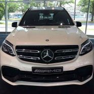BODY KIT GLS X166 2016 MẪU GLS 63 AMG